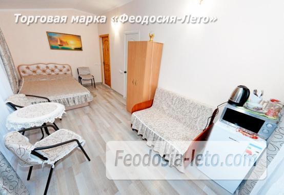 Номера в центре Феодосии, улица Украинская - фотография № 3