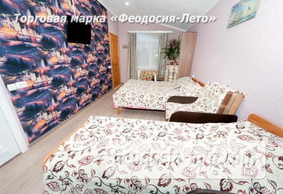 Номера в центре Феодосии, улица Украинская - фотография № 6