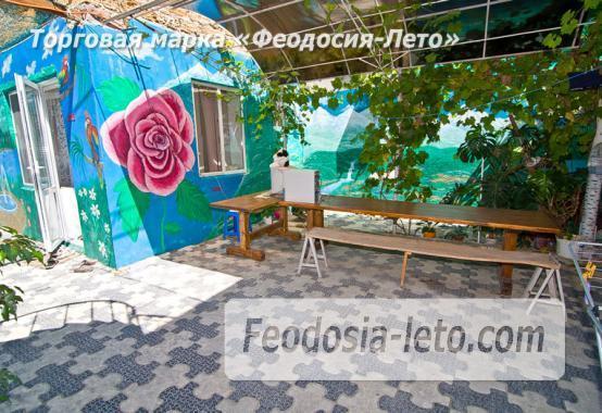 Номера в частном секторе в Феодосии на улице Гольцмановская - фотография № 1