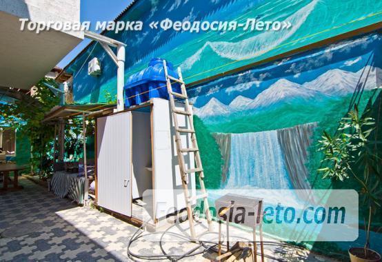 Номера в частном секторе в Феодосии на улице Гольцмановская - фотография № 3