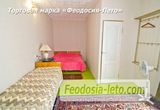 Номера в частном секторе в Феодосии на улице Гольцмановская - фотография № 13