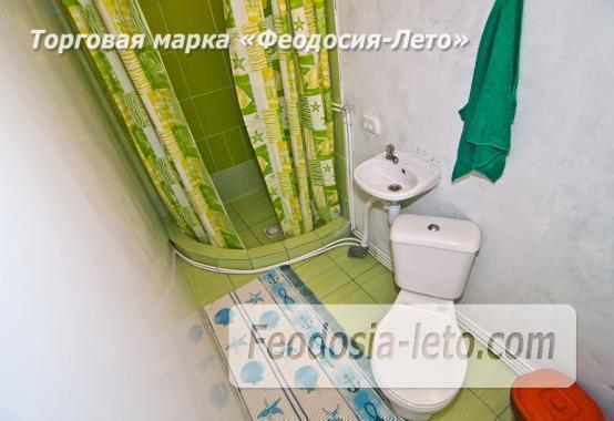 Номера в частном секторе в Феодосии на улице Гольцмановская - фотография № 14