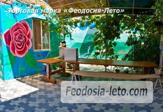 Номера в частном секторе в Феодосии на улице Гольцмановская - фотография № 15