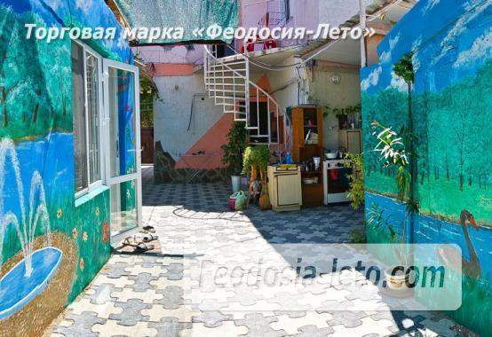 Номера в частном секторе в Феодосии на улице Гольцмановская - фотография № 16