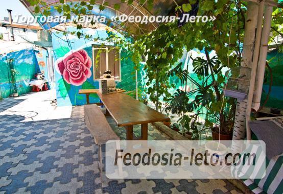 Номера в частном секторе в Феодосии на улице Гольцмановская - фотография № 2