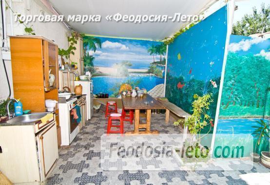 Номера в частном секторе в Феодосии на улице Гольцмановская - фотография № 6