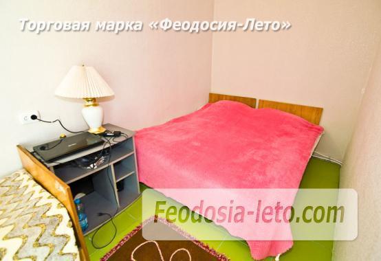 Номера в частном секторе в Феодосии на улице Гольцмановская - фотография № 8