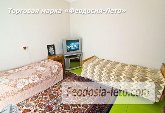 Номера в частном секторе в Феодосии на улице Гольцмановская - фотография № 9