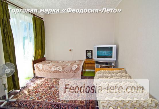 Номера в частном секторе в Феодосии на улице Гольцмановская - фотография № 10