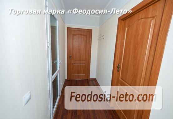 Номера в домиках на берегу моря в Феодосии на Керченском шоссе - фотография № 12