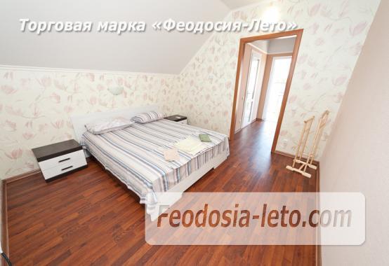 Номера в домиках на берегу моря в Феодосии на Керченском шоссе - фотография № 23
