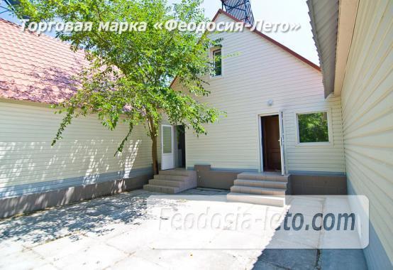 Номера в домиках на берегу моря в Феодосии на Керченском шоссе - фотография № 27