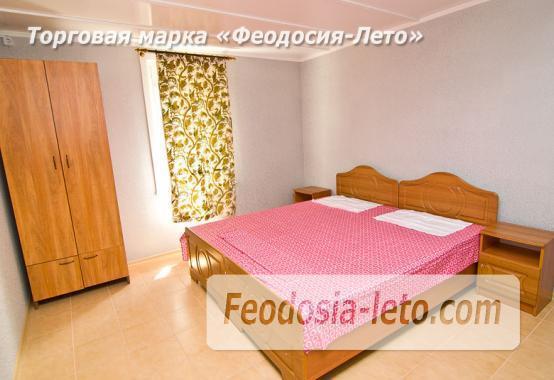 Номера в домиках на берегу моря в Феодосии на Керченском шоссе - фотография № 31