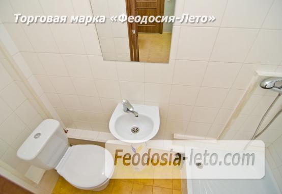 Номера в домиках на берегу моря в Феодосии на Керченском шоссе - фотография № 34