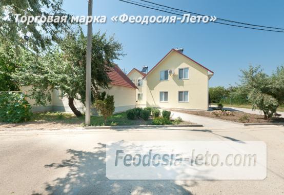 Номера в домиках на берегу моря в Феодосии на Керченском шоссе - фотография № 41