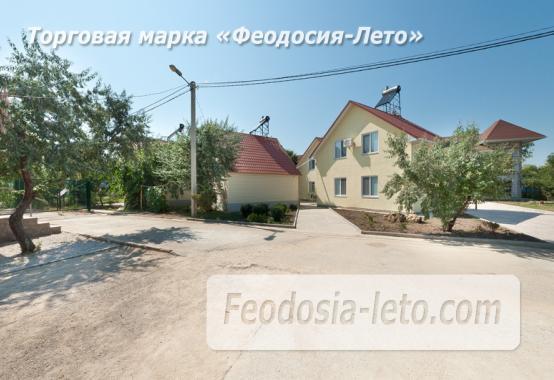 Номера в домиках на берегу моря в Феодосии на Керченском шоссе - фотография № 42