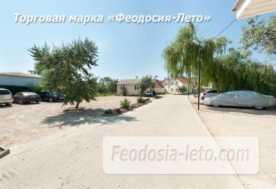 Номера в домиках на берегу моря в Феодосии на Керченском шоссе - фотография № 43
