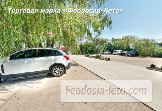 Номера в домиках на берегу моря в Феодосии на Керченском шоссе - фотография № 44