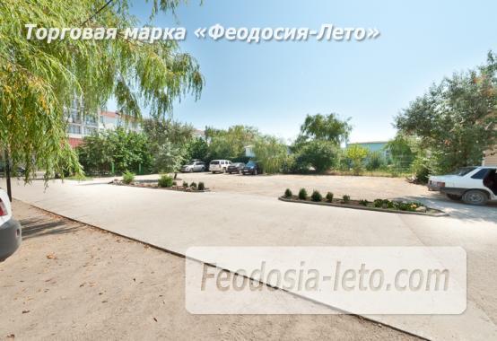 Номера в домиках на берегу моря в Феодосии на Керченском шоссе - фотография № 45