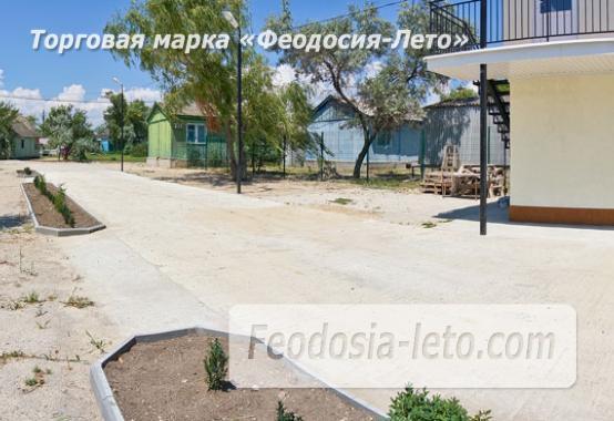 Номера в домиках на берегу моря в Феодосии на Керченском шоссе - фотография № 46
