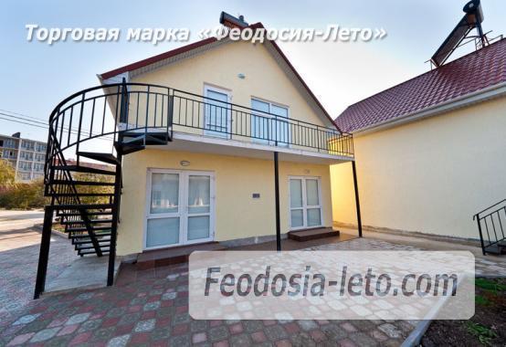 Номера в домиках на берегу моря в Феодосии на Керченском шоссе - фотография № 48