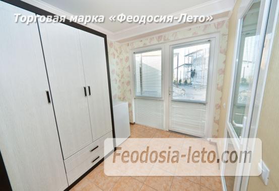 Номера в домиках на берегу моря в Феодосии на Керченском шоссе - фотография № 5
