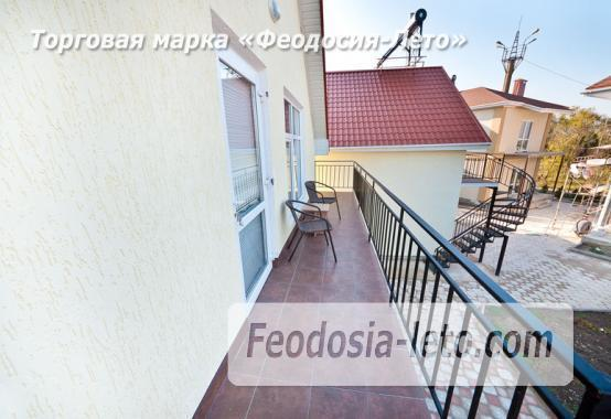 Номера в домиках на берегу моря в Феодосии на Керченском шоссе - фотография № 6