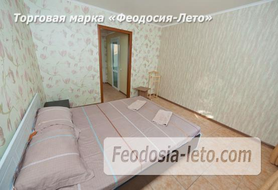 Номера в домиках на берегу моря в Феодосии на Керченском шоссе - фотография № 4