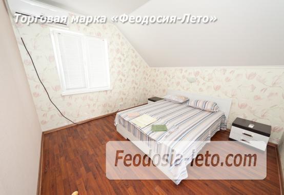 Номера в домиках на берегу моря в Феодосии на Керченском шоссе - фотография № 18