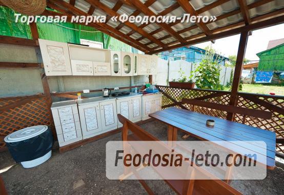 Номера в домиках на Керченском шоссе на Золотом пляже - фотография № 4