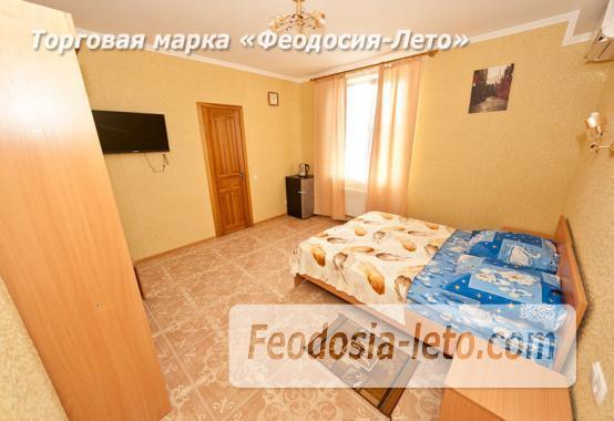 Новая гостиница у моря на улице Листовничей в Феодосии - фотография № 10