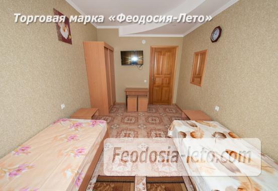 Новая гостиница у моря на улице Листовничей в Феодосии - фотография № 19