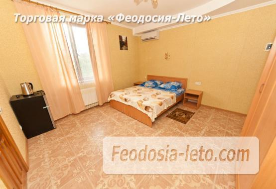 Новая гостиница у моря на улице Листовничей в Феодосии - фотография № 20