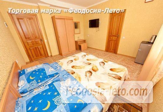 Новая гостиница у моря на улице Листовничей в Феодосии - фотография № 21