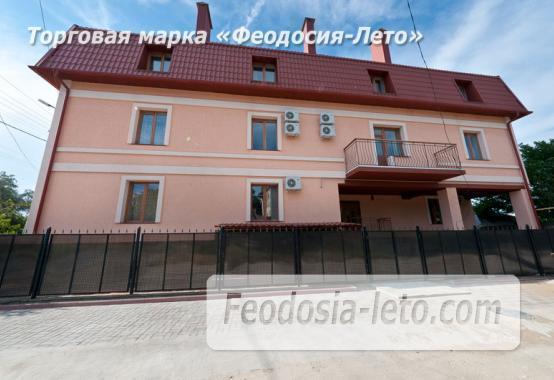 Новая гостиница у моря на улице Листовничей в Феодосии - фотография № 22