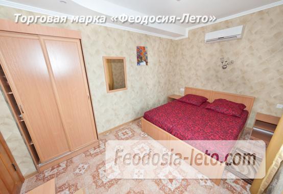 Новая гостиница у моря на улице Листовничей в Феодосии - фотография № 2