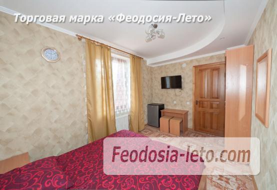 Новая гостиница у моря на улице Листовничей в Феодосии - фотография № 3