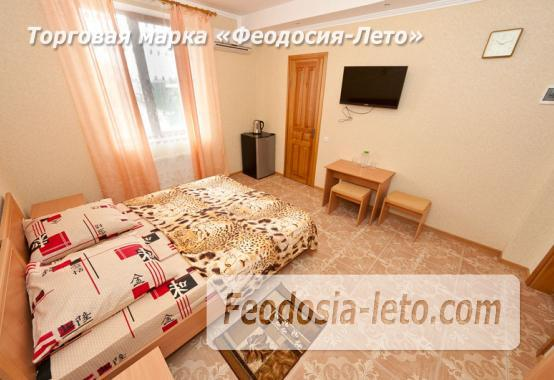 Новая гостиница у моря на улице Листовничей в Феодосии - фотография № 4