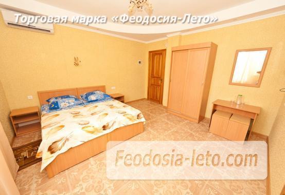 Новая гостиница у моря на улице Листовничей в Феодосии - фотография № 11