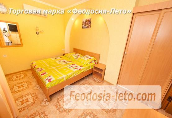 Новая гостиница у моря на улице Листовничей в Феодосии - фотография № 8