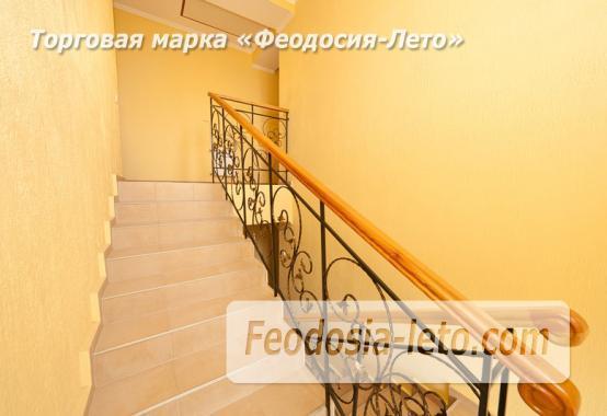 Новая гостиница у моря на улице Листовничей в Феодосии - фотография № 12