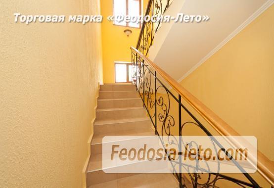 Новая гостиница у моря на улице Листовничей в Феодосии - фотография № 13
