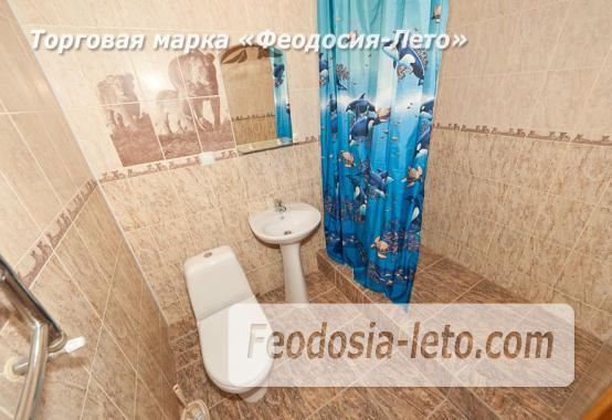 Новая гостиница у моря на улице Листовничей в Феодосии - фотография № 14