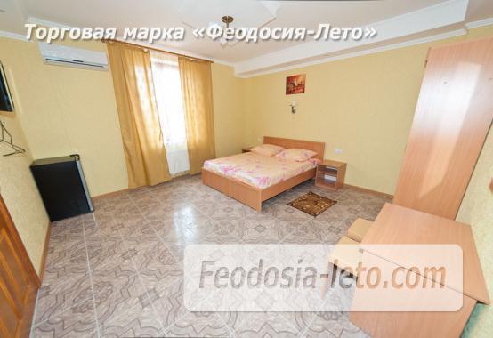 Новая гостиница у моря на улице Листовничей в Феодосии - фотография № 15