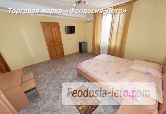 Новая гостиница у моря на улице Листовничей в Феодосии - фотография № 16