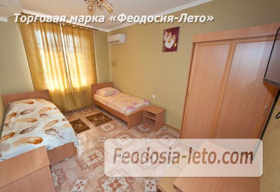 Новая гостиница у моря на улице Листовничей в Феодосии - фотография № 18