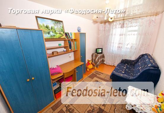 3 комнатная очаровательная квартира на 5 этаже в Феодосии - фотография № 1