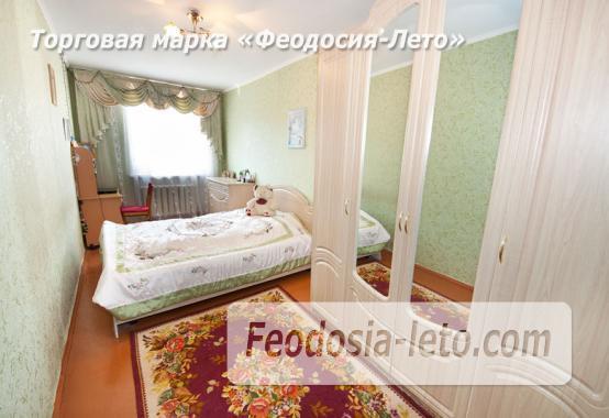 3 комнатная очаровательная квартира на 5 этаже в Феодосии - фотография № 3