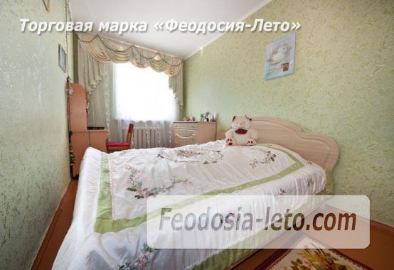 3 комнатная очаровательная квартира на 5 этаже в Феодосии - фотография № 4