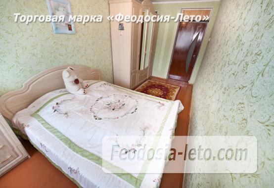 3 комнатная очаровательная квартира на 5 этаже в Феодосии - фотография № 5
